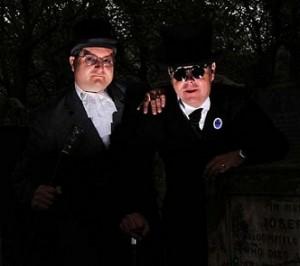 Ghost Walkers in Key Hill